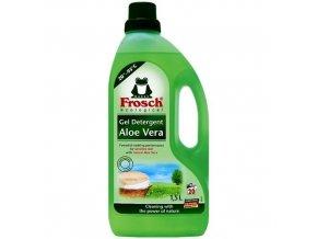 Frosch Prací gel aloe vera koncentrát 1,5l