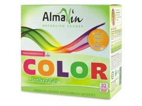 Almawin Prášek na barevné a jemné prádlo 1000g